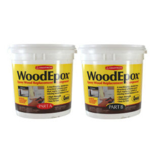 2 Part a B 1 Gallon Each Wood Epoxy Kit