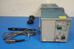 Tektronix Am503b Current Probe Amplifier W A6302 Probe In Tm502 Frame Tested