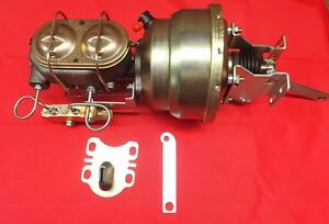 1954 1956 Ford Victoria 8 Power Power Brake Booster And Master Cylinder Valve