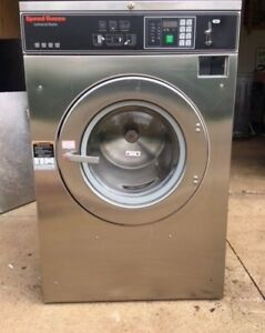 Speed Queen Sc40bc 40lb Coin Operated Commercial Washer Huebsch Wascomat Dexter
