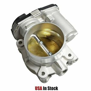 Throttle Body Assembly Fits Chevy Camaro Gmc Cadillac Cts Srx 3 0l 3 6l 12616994