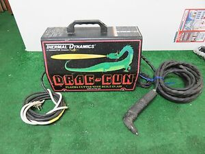 Thermal Dynamics Plasma Cutter Drag Gun Pch 10 Mfr 294 00