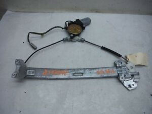 2001 Acura Cl Type S Passenger Window Regulator Motor Oem 2002 2003