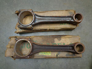 John Deere 70 G Nos Connecting Rods F1047r