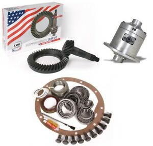 1986 2009 Ford 8 8 Grizzly Locker 4 56 Ring And Pinion Us Gear Pkg 31 Spline