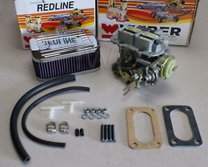 Opel Gt Kadett Manta 67 To 73 1 9 Peformance Weber 38 38 Dges Conversion Kit
