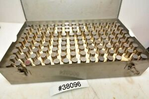 Meyer Gage Company Pin Gage Set inv 38096