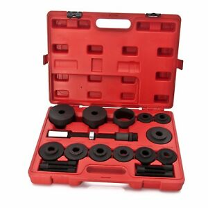 Master Front Wheel Hub Drive Bearing Removal Install Service Tool Kit One Set