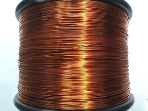 Essex Magnet Wire 14 Awg Gauge 0 0675 10 Lb 790ft Enameled Copper Coil Winding