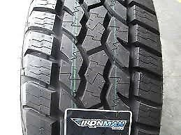 4 New 275 65 18 Ironman All Country A t Tires 275 65 18