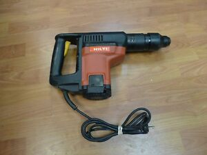 Hilti Te76 atc Rotary Hammer Drill Good Condition Box 9366