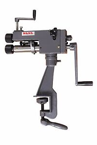 Kaka Industrial Rm 08 7 in Bead Roller Sheet Metal Forming And Steel Bender