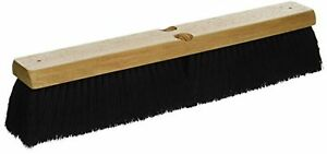 Kraft Tool Cc183 01 Wood Concrete Floor Broom Without Handle