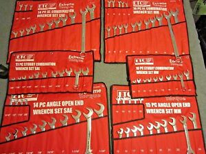 Box 6 Set Wrench Deal Extreme Torque Long Stubby Angle Etc Combination