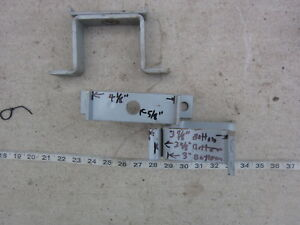 Electrical High Voltage Connector Plate Bracket Used