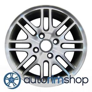 Ford Focus 15 Factory Oem Wheel Rim Machined With Charcoal