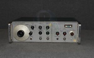 Hp 3300a Function Generator 3302a Trigger Phase Lock