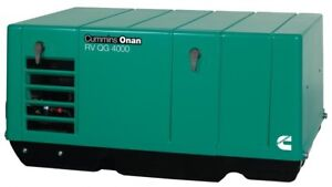 4kw Cummins 1ph Gasolne Rv Mobile Generator 4 0kyfa 26100