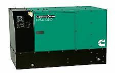 12 5kw Cummins 1ph Diesel Rv Mobile Generator 12 5hdkcb 11506
