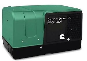 2 5kw Cummins 1ph Propane Rv Mobile Generator 2 5hgjbb 1121