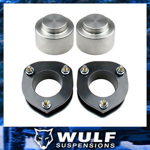 2 5 Front 2 Rear Leveling Lift Kit W Spacers For 2009 2012 Dodge Ram 1500 4wd