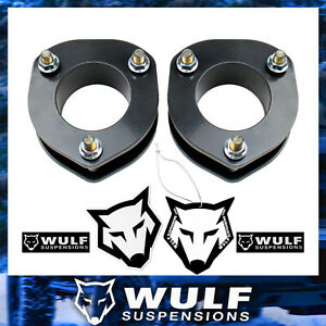 2 5 Front Strut Spacer Leveling Lift Kit For 2009 2012 Dodge Ram 1500 4wd
