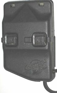 Case Shell Command Start 2 Way Remote Control Keyless Fob Transmitter Parts Fab
