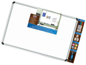 Board Dudes Magnetic Dry Erase Board Value Pack 24 X 36 Inches cxp67
