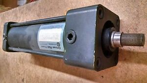 Ortman Hydraulic Air Cylinder 3 25 X 8 Single rod With External Tie rods Nos