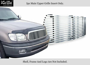 Fits 1999 2002 Toyota Tundra Stainless Steel Billet Grille Insert
