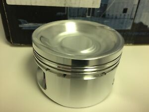 Custom Je Pistons For 99 04 Ford Lightning 5 4l With Twisted Wedge Heads