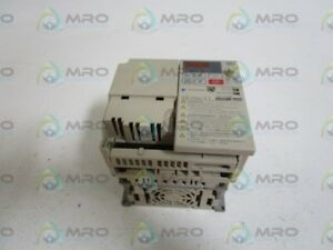 Yaskawa Drive Cimr v7aa23p7 as Pictured used