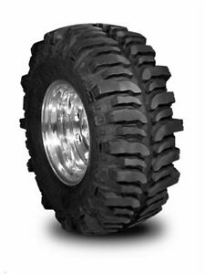 Super Swamper B 109 Bogger Tire Directional Tread Pattern 38 5 11r15