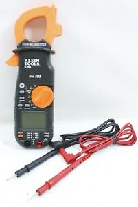 Klein Tools Model Cl2000 Multimeter 400a Ac Dc True Rms Clamp Meter Free Ship