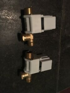 12v Dc 1 2 Hose Normally Closed Solid Electric Solenoid Valve For Water Air Set