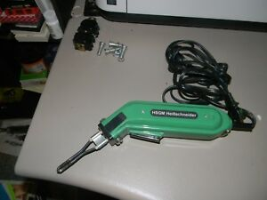 Hsgm Hsg 0 60w Handheld Electric Hot Knife Cutter By Heibschneider Of Germany