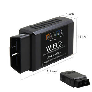 Mini Obd2 Wifi Scanner V2 1 Software Version For Ios Android Symbian Windows