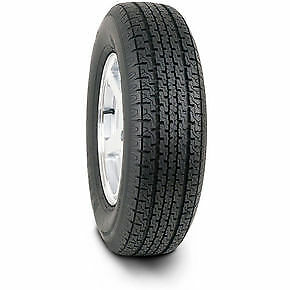 Towmaster Radial Trailer St225 75r15 D 8pr 4 Tires