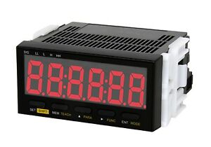 Shimpo Panel Tachometer With 9 35 Vdc Power