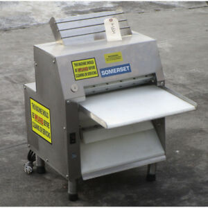 Somerset Cdr 1550 Dough Sheeter roller Used Working Condition