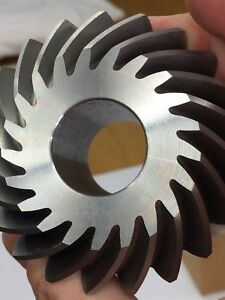 Boston Gear Spiral Miter Gear 90 Degree 1 Bore 7 Pitch 21 Teeth Very Large