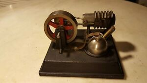 Antique Flame Licker Stationary Engine Motor Steam Hit Miss Project