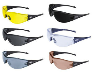 Global Vision Full Throttle Safety Glasses Ansi Z87 1 2010