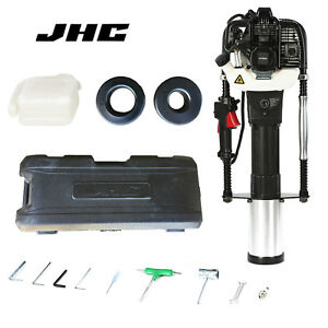 Jhc 52cc 2 Stroke Gasoline Gas Pile Driver T post Driver Farm Fence Post Rammer