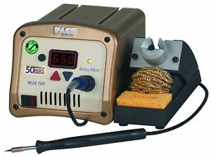 Pace Wjs 100 Soldering Station With Td 100 Iron And Stand New