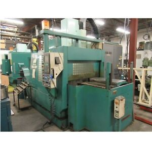 Matsuura Ra 3f Vertical Machining Center With Twin Pallet