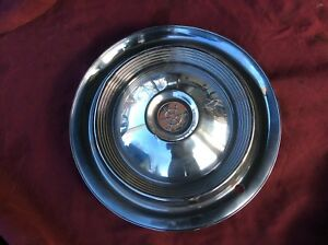Vintage 1955 Packard 15 Hubcap Clipper Good Condition 1956 1957