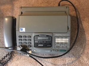 Panasonic Kx f780 Fax Machine Used But Works