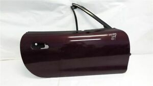 Front Passenger Door Shell Only Electric 99 00 Mazda Mx 5 Miata R248039