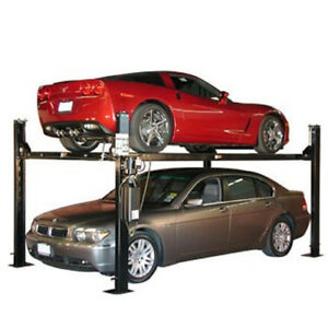Direct lift Pro park 8 Standard Certified 4 Post Car Lift